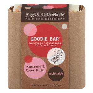 Bigg's & Featherbelle Goodie Bar Handmade Natural Soap