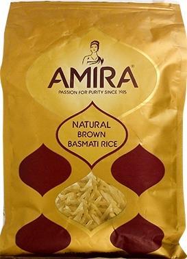 Amira Natural Brown Basmati Rice