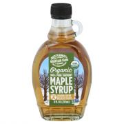 Butternut Mountain Farm Grade A Organic Golden Maple Syrup