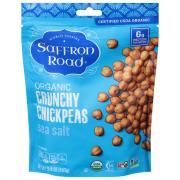 Saffron Road Crunchy Chickpeas - Sea Salt