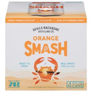 Devil's Backbone Orange Smash