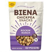 Biena Chickpea Snacks Rockin' Ranch