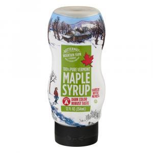Butternut Mountain Farm Dark Robust Maple Syrup