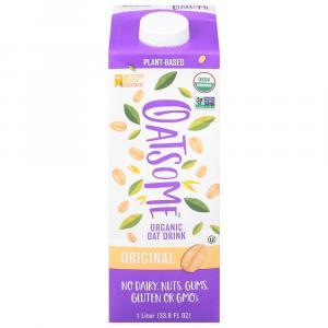 Oatsome Organic Oat Milk Original