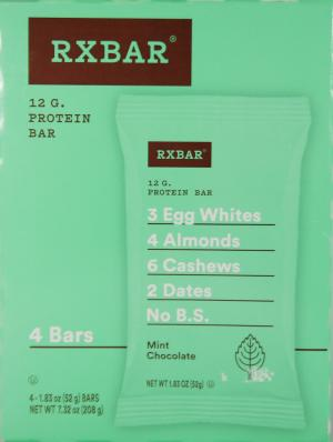 Rx Bar Mint Chocolate
