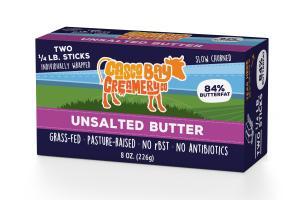 Casco Bay Creamery Unsalted Butter