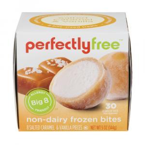 Perfectly Free Carmel and Vanilla Bites