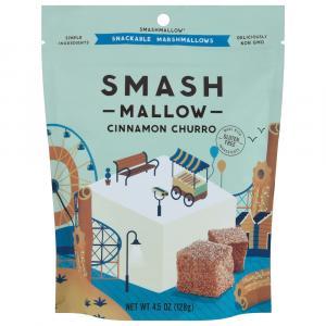 Smashmallow Cinnamon Churro Snackable Marshmallows