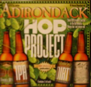 Adirondack Variety Beer