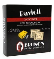 Bruno's Classic Cheese Ravioli