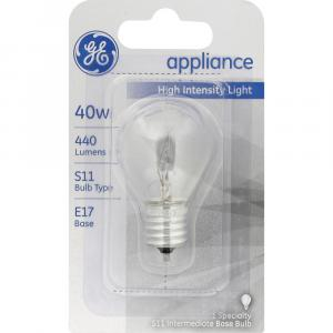 GE 40w Appliance High Intensity Bulb