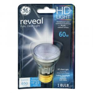 GE Reveal HD 60w Halogen Indoor Floodlight