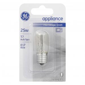 GE 25w Appliance Microwave Oven Bulb