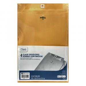 Mead 4 Clasp Envelopes