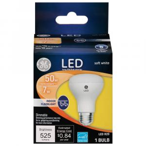 GE LED 7w (50w Replacement) Soft White Indoor Floodlight