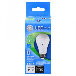 GE LED 12w Daylight Bulb