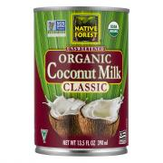 Native Forest Organic Coconut Milk