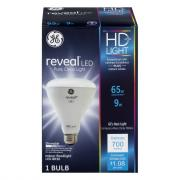 GE LED Reveal HD 9w (65w Equivalent) Indoor Floodlight