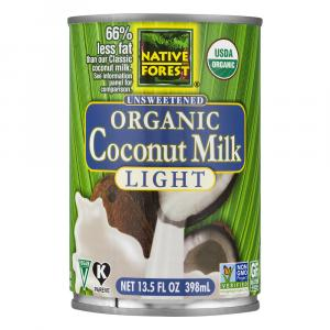 Native Forest Organic Light Coconut Milk