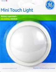 Battery Operated Mini Tap Light