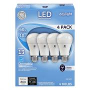 GE LED Daylight 10w Dimmable Bulbs