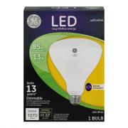 GE LED 13w (85w Equivalent) Soft White Indoor Floodlight