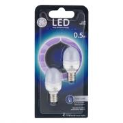 GE LED .5w Soft White Nightlight Bulbs