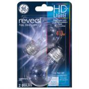 GE Reveal 40w Appliance A15 Bulbs
