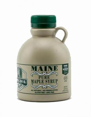 Pure Maine Maple Syrup Amber Rich