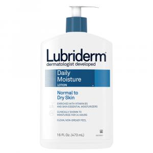 Lubriderm Normal to Dry Skin Daily Moisture Lotion