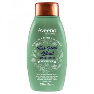 Aveeno Fresh Greens Blend Conditioner Refresh & Thicken