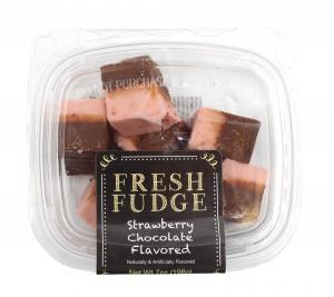 Mt. Perry Foods Strawberry Chocolate Fudge Bites