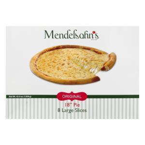 Mendelsohn's Pizza 18 Inch