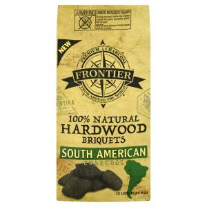 Frontier South American 100% Natural Hardwood Briquets