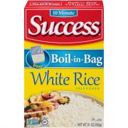 Success Boil in Bag Rice
