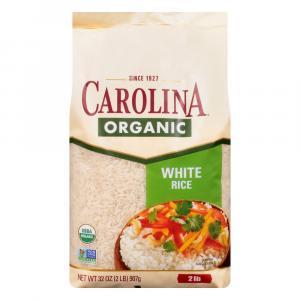 Carolina Organic Extra Long Grain White Rice