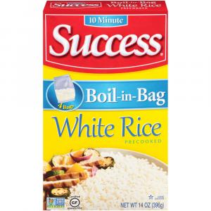 Success Boil in Bag Rice