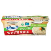 Minute Ready To Serve Organic White Rice