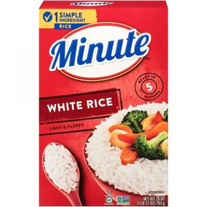 Minute Instant White Rice