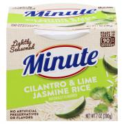 Minute Rice Ready to Serve Cilantro & Lime Jasmine Rice