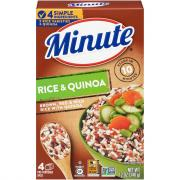 Minute Rice & Quinoa
