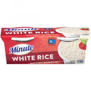Minute Rice Ready To Serve White Rice