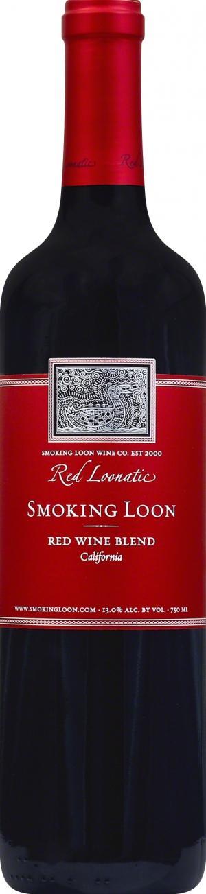 Smoking Loon Sweet Red