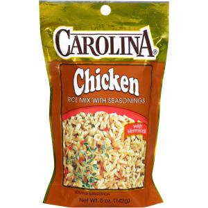 Carolina Chicken Rice Mix With Seasonings