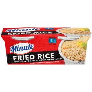 Minute Ready to Serve Fried Rice 2 pack