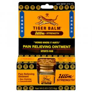 Tiger Balm Ultra Strength Sports Rub