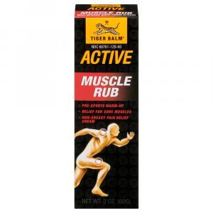 Tiger Balm Muscle Rub Cream