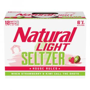 Natural Light Seltzer House Rules