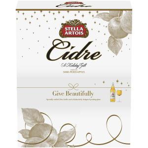 Stella Cidre Holiday Gift Pack