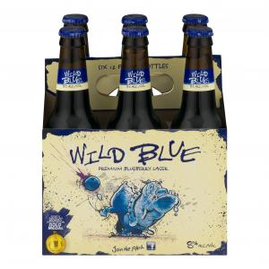 Budweiser Wild Blue Blueberry Lager